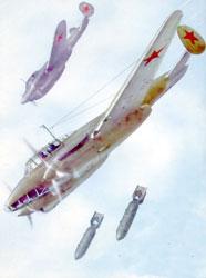 Самолет ПЕ-2. Детище Петлякова.