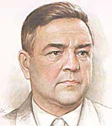 Авиаконструктор Владимир Михайлович Петляков.