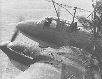 Пе-2. На своем самолете погиб конструктор.