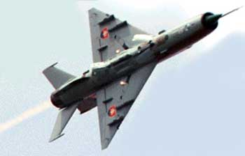 МиГ-21 прозвали «Балалайкой». Похож?