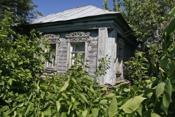 Это и есть тот дом, который вызвал столь пристальное внимание прессы.